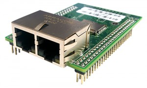 Packet Sniffing with an Embedded Module - NetBurner