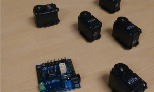 Intelligent Robotic Arm with Networking: Part 2 - NetBurner