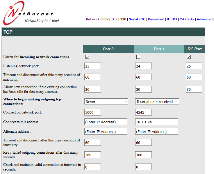 Demystifying Serial Tunneling - NetBurner