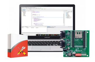 NetBurner IoT Development Kit Adapter Board and Development Software IDE