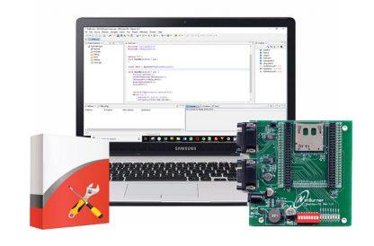 NetBurner IoT Development Kit Adapter Board and Development Software IDE