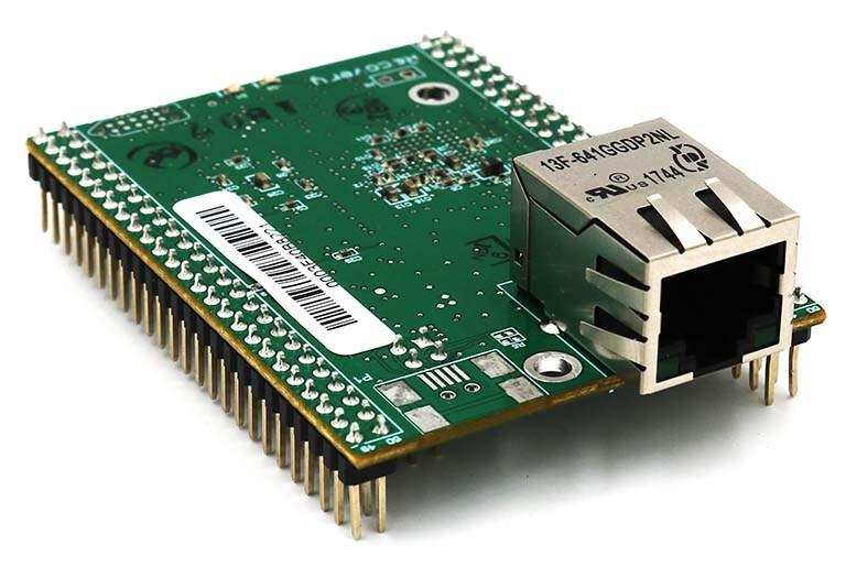 MODM7AE70 Arm Cortex M7 Netburner Embedded Product Platform