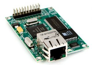 Mini Serial to Ethernet Server with Virtual Serial Port