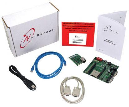 ARM Cortex 7 Netburner IoT Development Kit