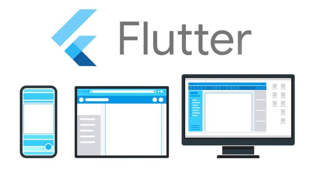 Flutter can be used for many platforms.