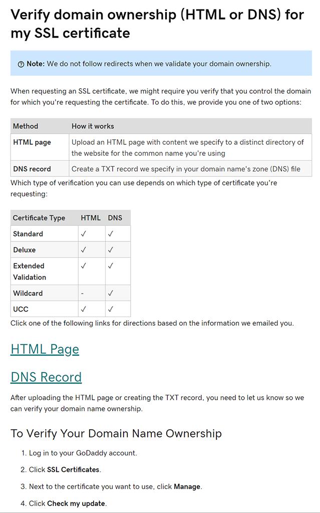 SSL Verification