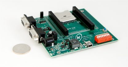 NetBurner IoT Development Board MOD-DEV-70CR-1 Carries one NetBurner embedded system on module
