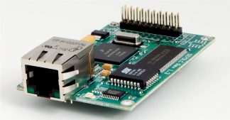 SB70LC-100IR-1 Serial to Ethernet Server with Virtual Serial Port