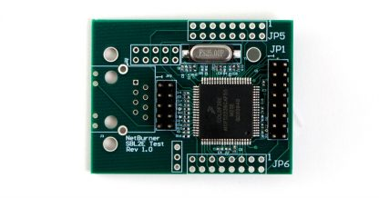 SBL2e-BOB-200IR-1 Serial to Ethernet Server Chip and Breakout board
