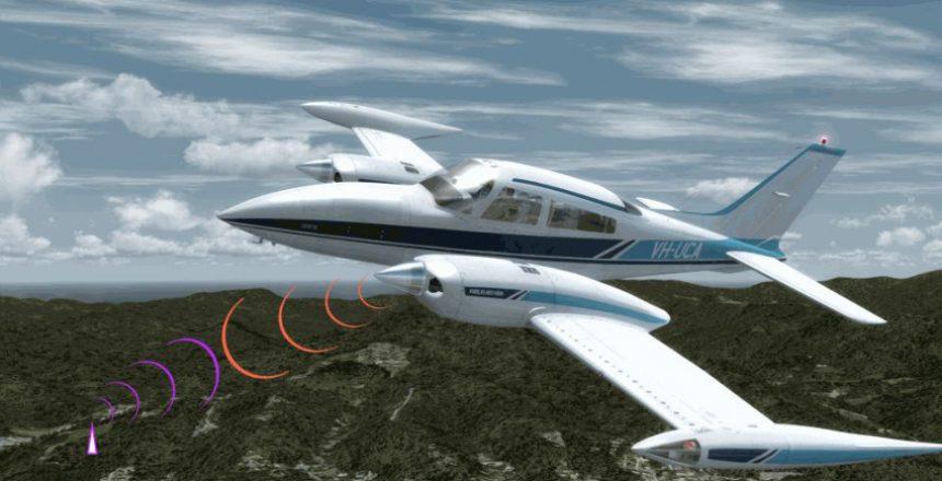 NetBurner In Flight