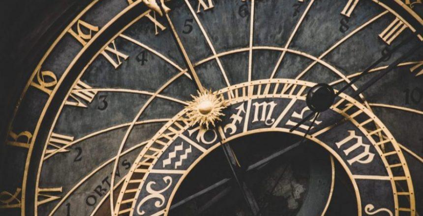 Massive Clock Face from Fabrizio Verrecchia