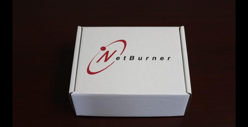 Netburner Dev Kit box
