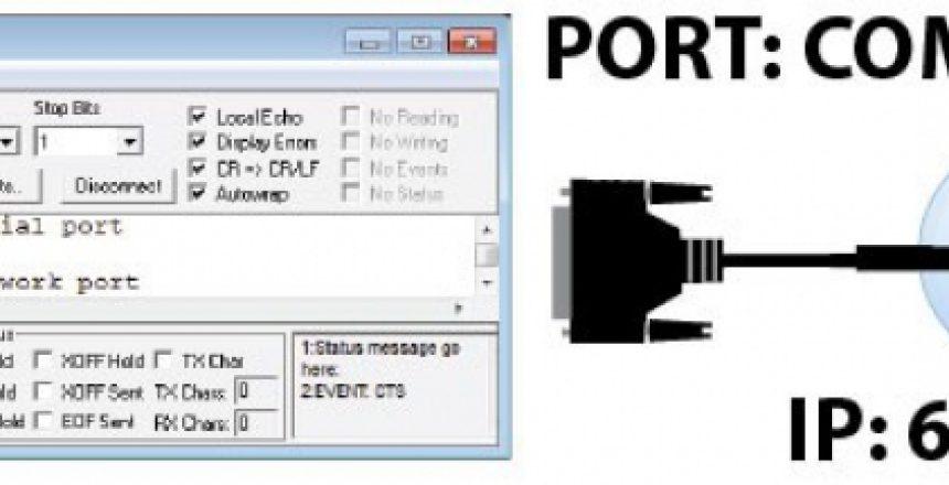 Virtual serial port driver download.